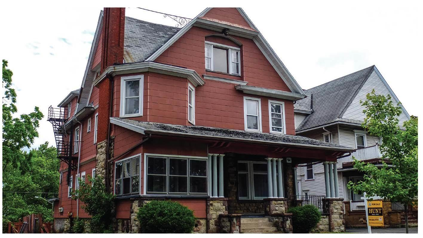 Magnificent mansion in Maplewood