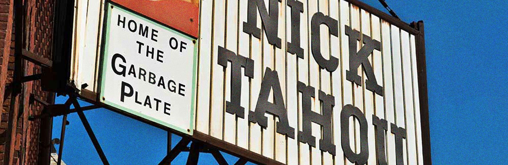 Nick Tahou's